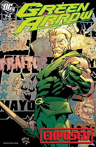 Green Arrow (2001-2007) #74