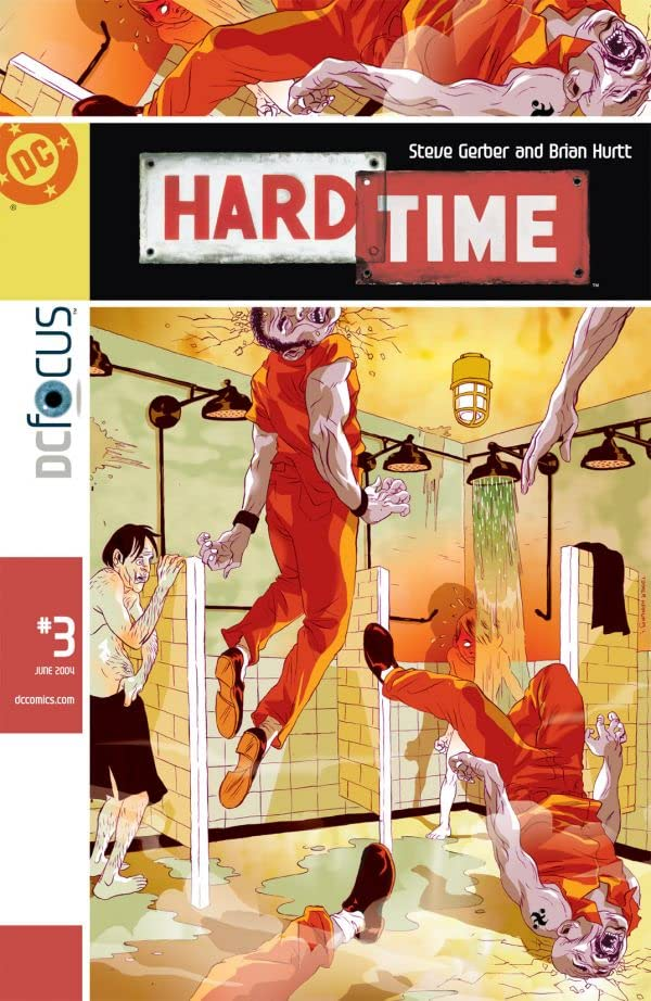 Hard Time (2004-2005) #3 (of 12)