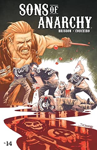 Sons of Anarchy No.14