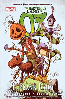 Oz: The Marvelous Land of Oz