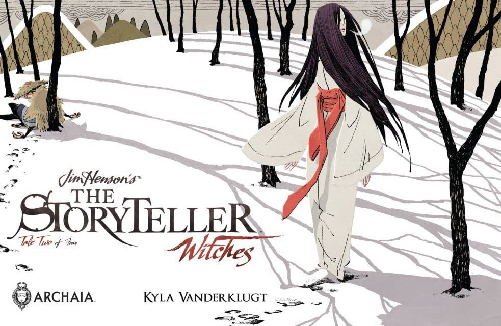 Jim Henson's The Storyteller: Witches #2