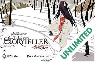 Jim Henson's The Storyteller: Witches #2