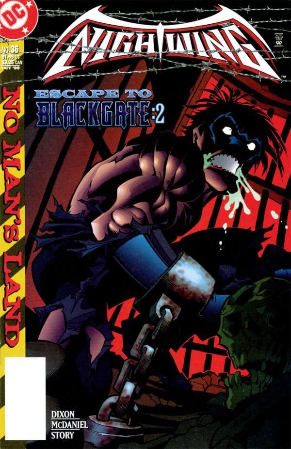 Nightwing (1996-2009) #36