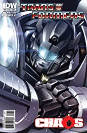 Transformers (2010-2011) #29