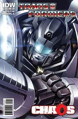 Transformers (2010-2011) #29
