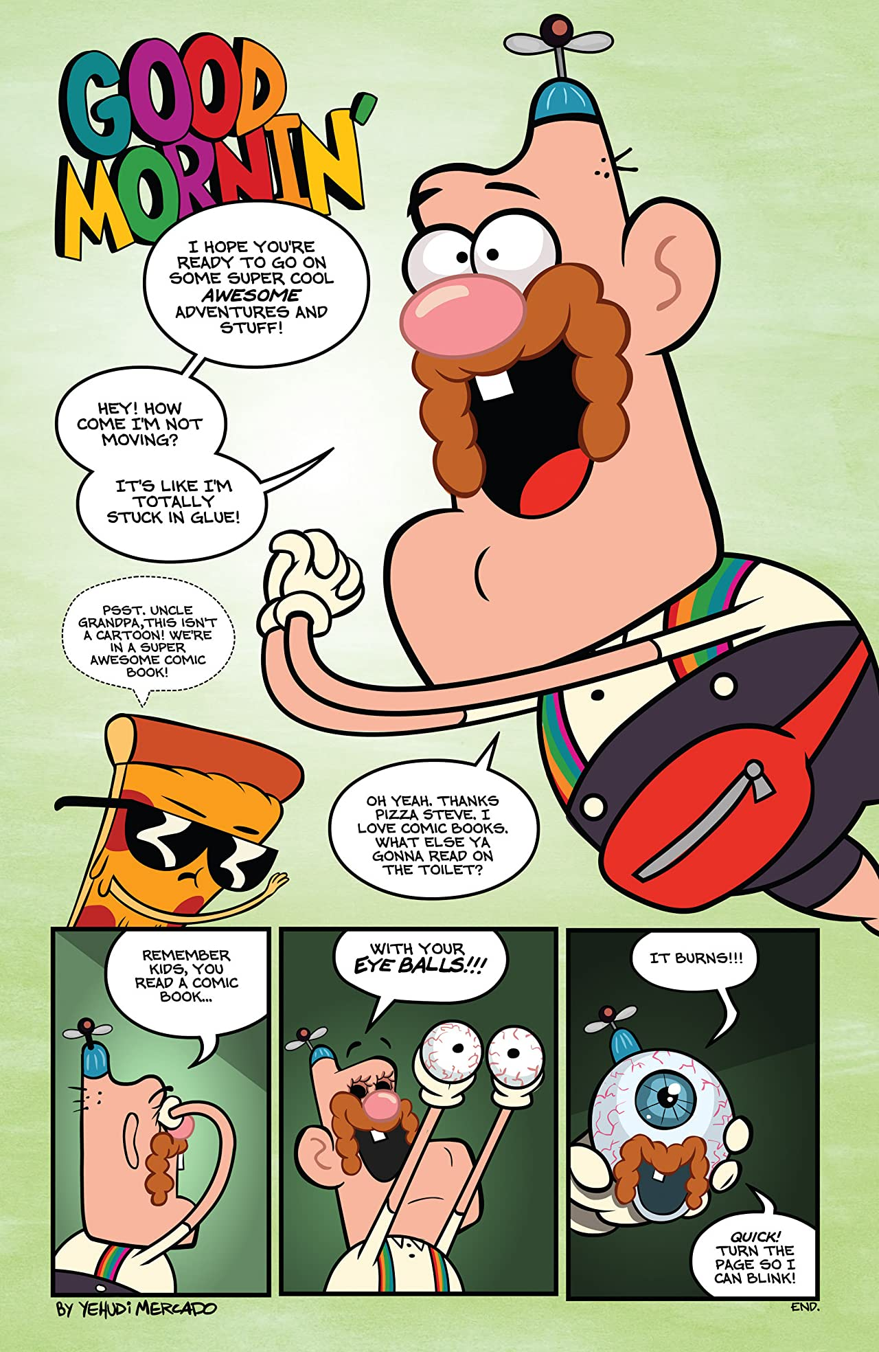 Uncle Grandpa #1