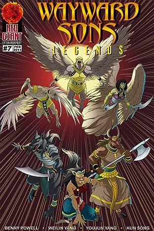 Wayward Sons: Legends #7
