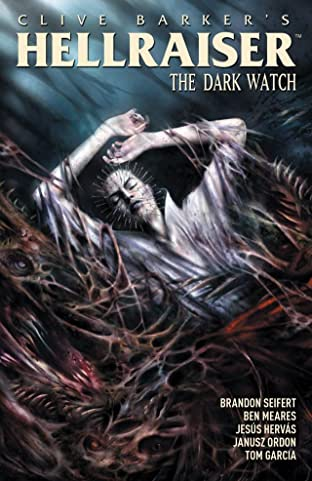 Hellraiser: The Dark Watch Tome 3
