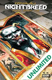 Clive Barker's Nightbreed #6