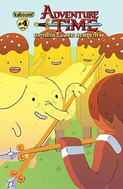 Adventure Time: Banana Guard Academy #4