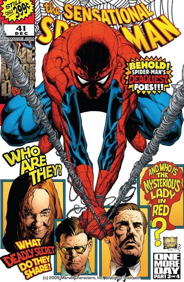 Sensational Spider-Man (2006-2007) #41