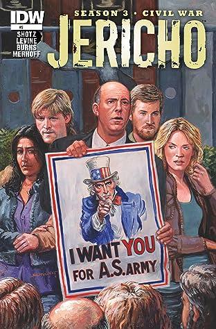 Jericho: Season 3 #5 (of 6)