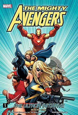 Mighty Avengers Tome 1: The Ultron Initiative