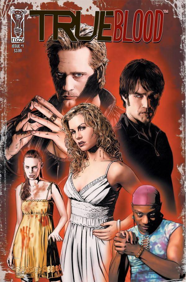 True Blood (2010) #1 (of 6)