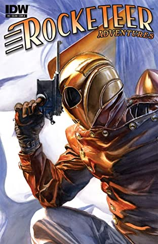 Rocketeer Adventures No.2 (sur 4)
