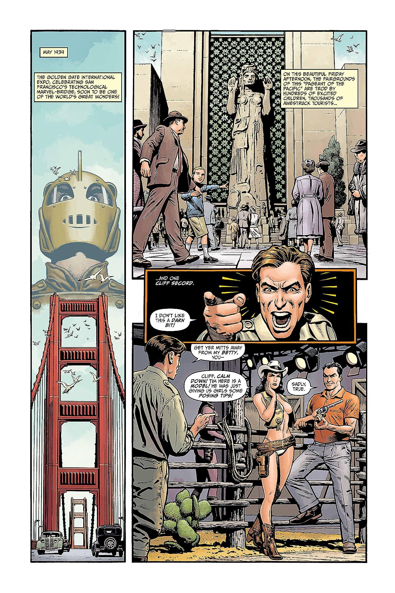 Rocketeer Adventures #2 (of 4)