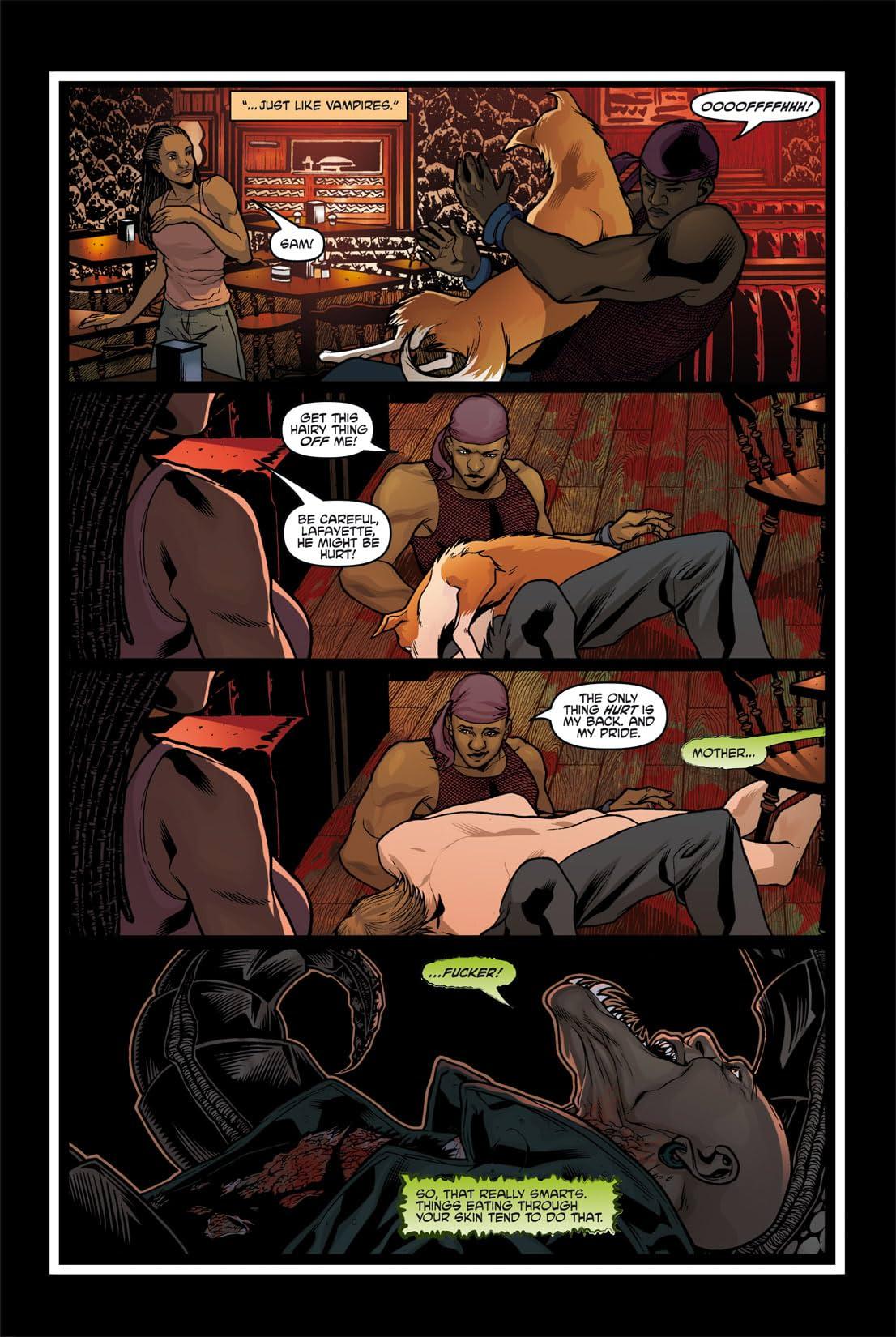 True Blood (2010) #4 (of 6)