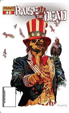 Raise the Dead #1 (of 4)