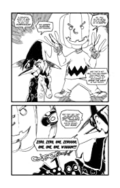 Gold Digger Halloween Special 2010 #6
