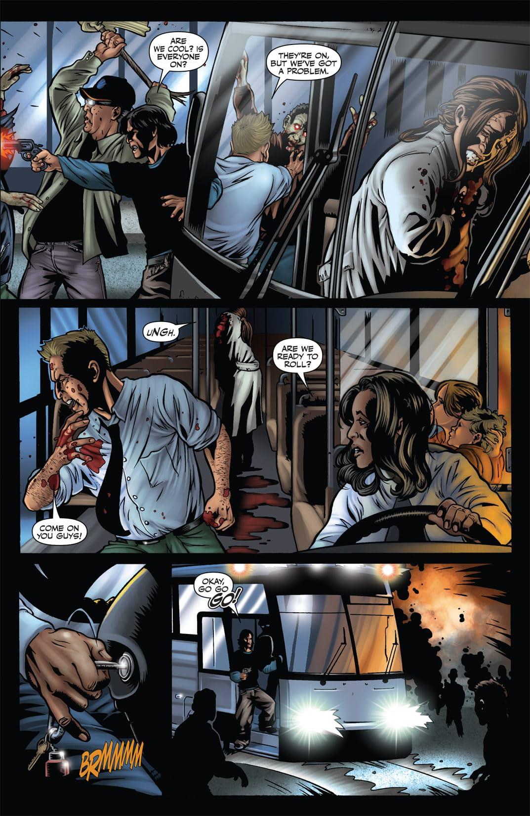 Raise the Dead #2 (of 4)