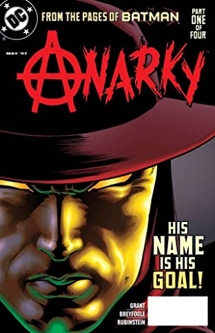 Anarky (1997) #1