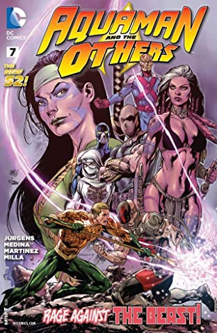Aquaman and the Others No.7