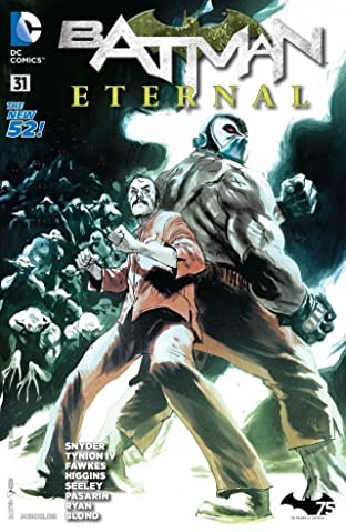 Batman Eternal (2014-2015) #31