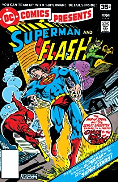 DC Comics Presents (1978-1986) #1