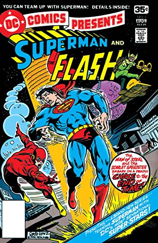DC Comics Presents (1978-1986) No.1