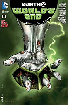 Earth 2: World's End (2014-2015) #5