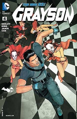 Grayson (2014-) #4