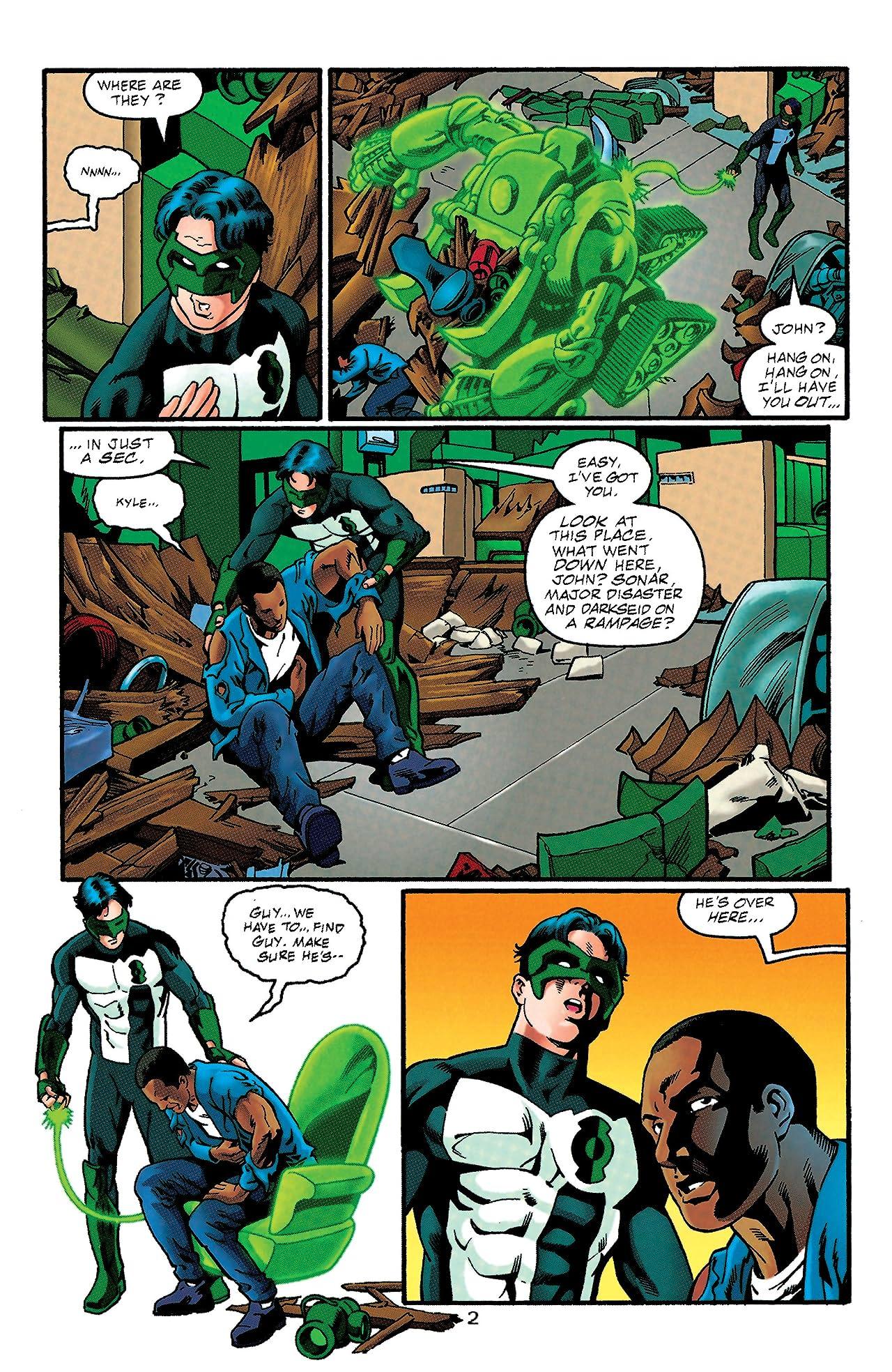Green Lantern (1990-2004) #105