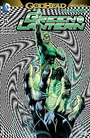 Green Lantern (2011-2016) #36