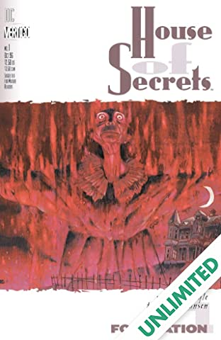 House of Secrets (1996-1998) #1
