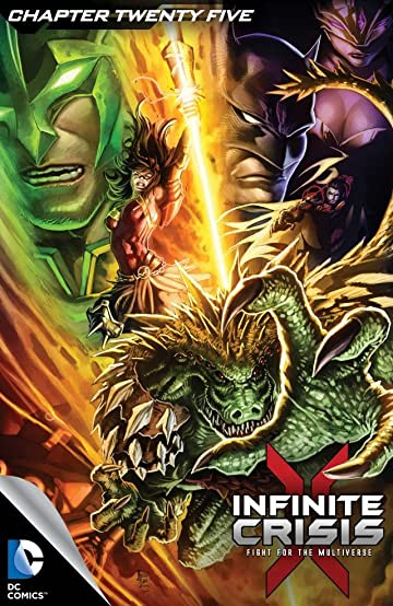 Infinite Crisis: Fight for the Multiverse (2014-2015) #25