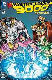 Justice League 3000 (2013-2015) #11