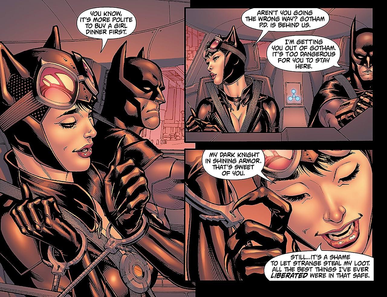Batman: Arkham Unhinged #2