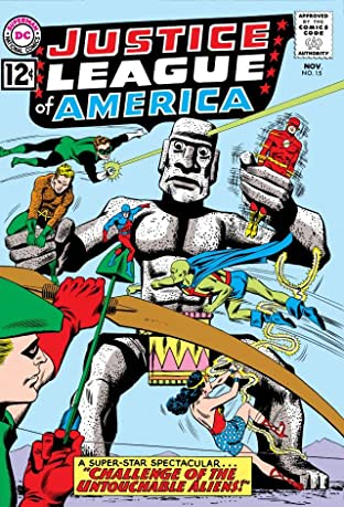 Justice League of America (1960-1987) No.15