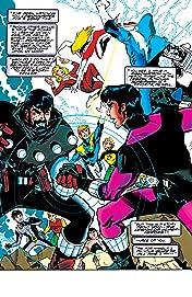 Legion of Super-Heroes (1989-2000) #105