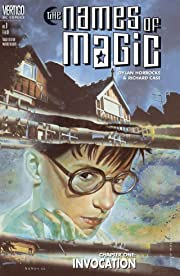 The Names of Magic (2001) #1