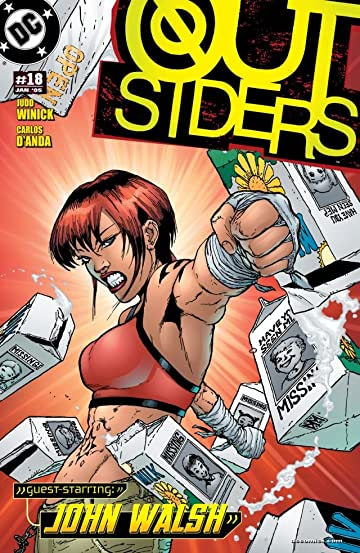 Outsiders (2003-2007) #18