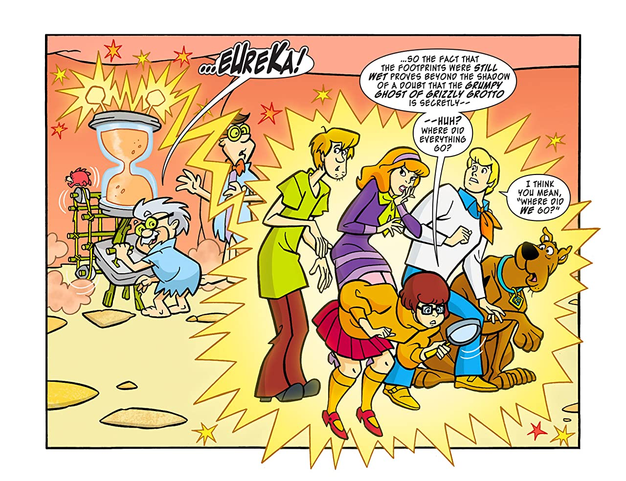Scooby-Doo Team-Up (2013-) #13