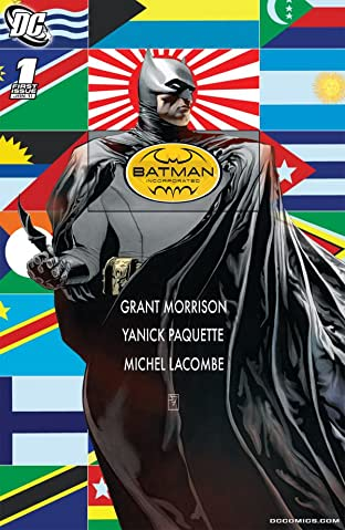 Batman Incorporated #1
