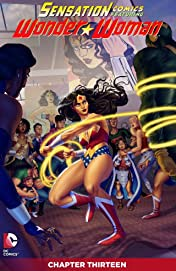 Sensation Comics Featuring Wonder Woman (2014-2015) #13