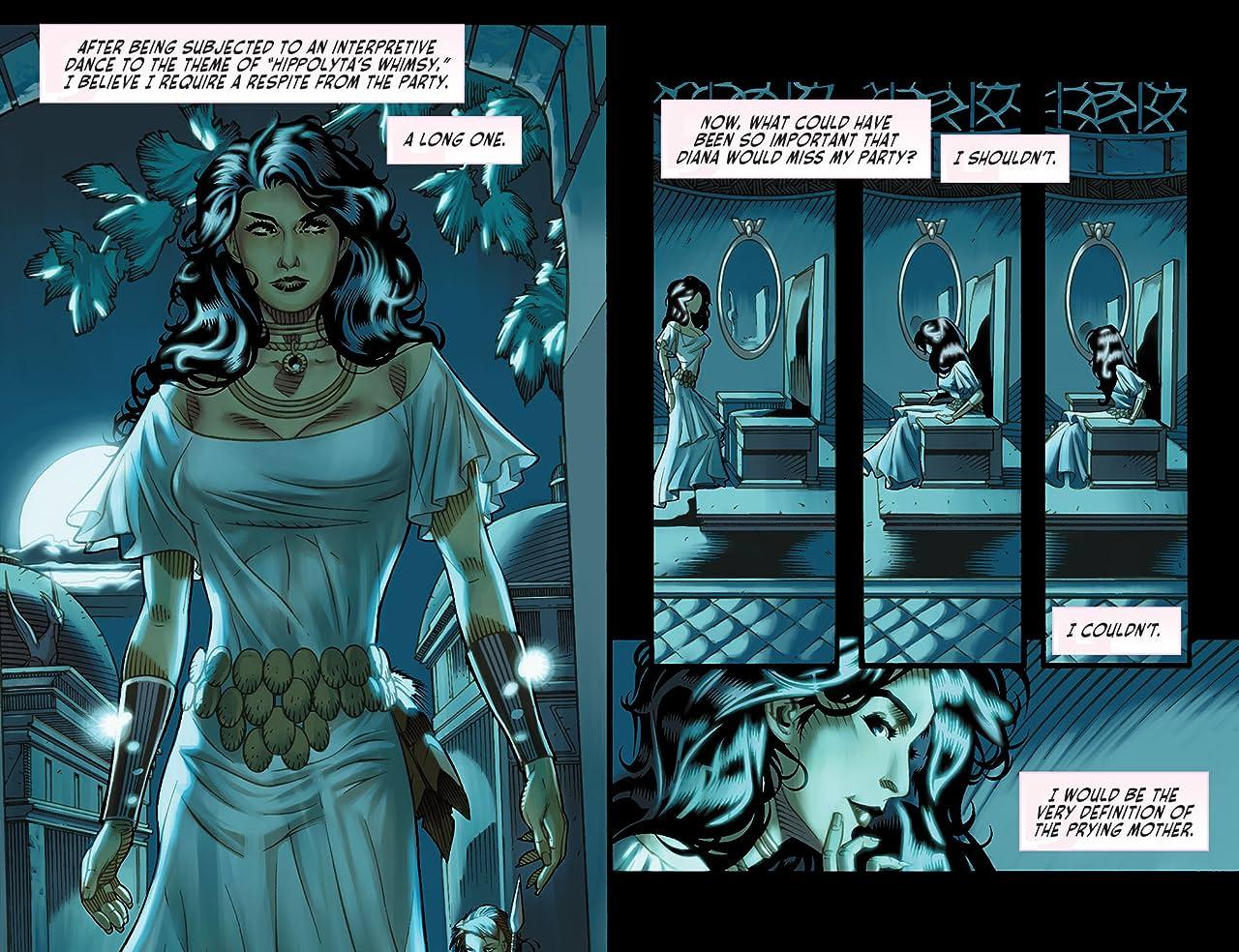 Sensation Comics Featuring Wonder Woman (2014-2015) #13