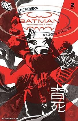 Batman Incorporated #2