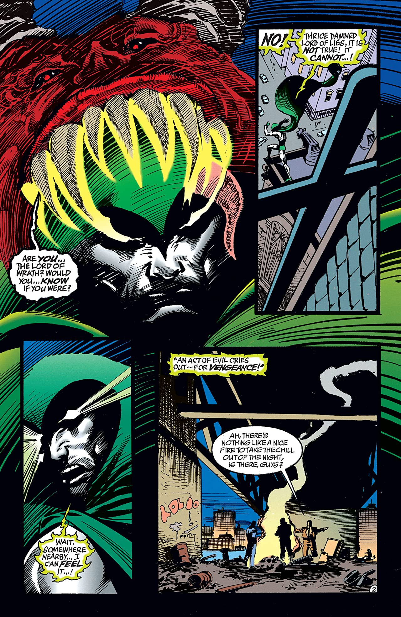 The Spectre (1992-1998) #6