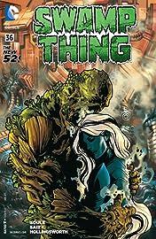 Swamp Thing (2011-2015) #36