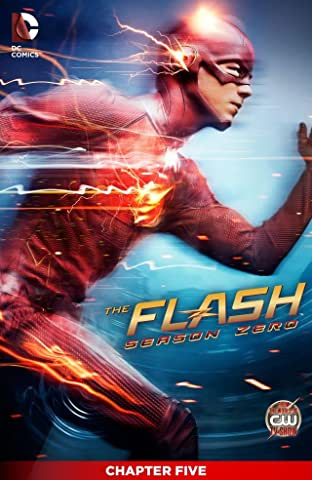 The Flash: Season Zero (2014-2015) No.5