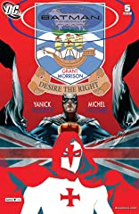 Batman Incorporated #5